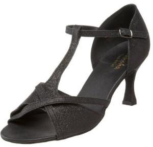SANSHA Women's Nina Latin Dance Shoes