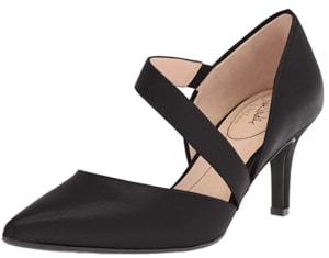 LifeStride Women's Suki Pump Salsa Dance Shoe