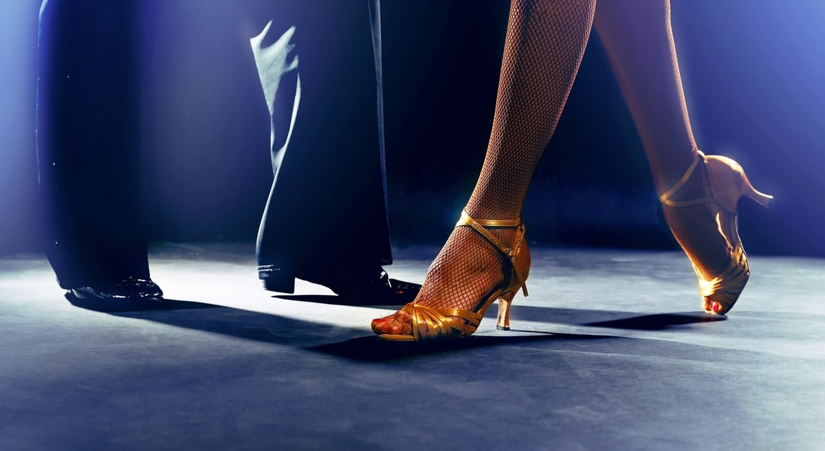 best salsa shoes