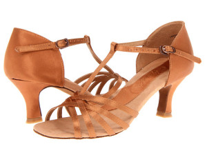 Capezio Ashley Salsa Dance Shoes