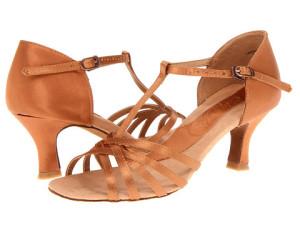 Capezio Ashley Salsa Dance Shoes