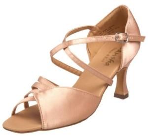 SANSHA Women's Nina Salsa Dance Shoe