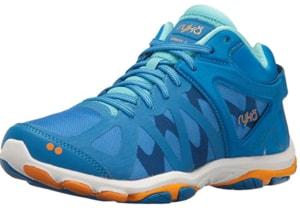 RYKA Women's Enhance 3 Zumba Shoes