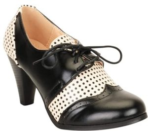 Chase & Chloe heeled shoes for swing