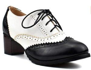 100FIXEO Swing Dance Shoes